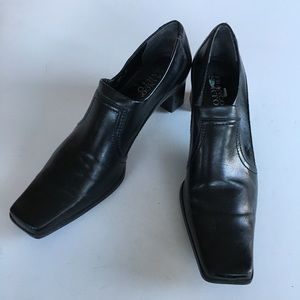Franco Sarto square toe heels size 9N